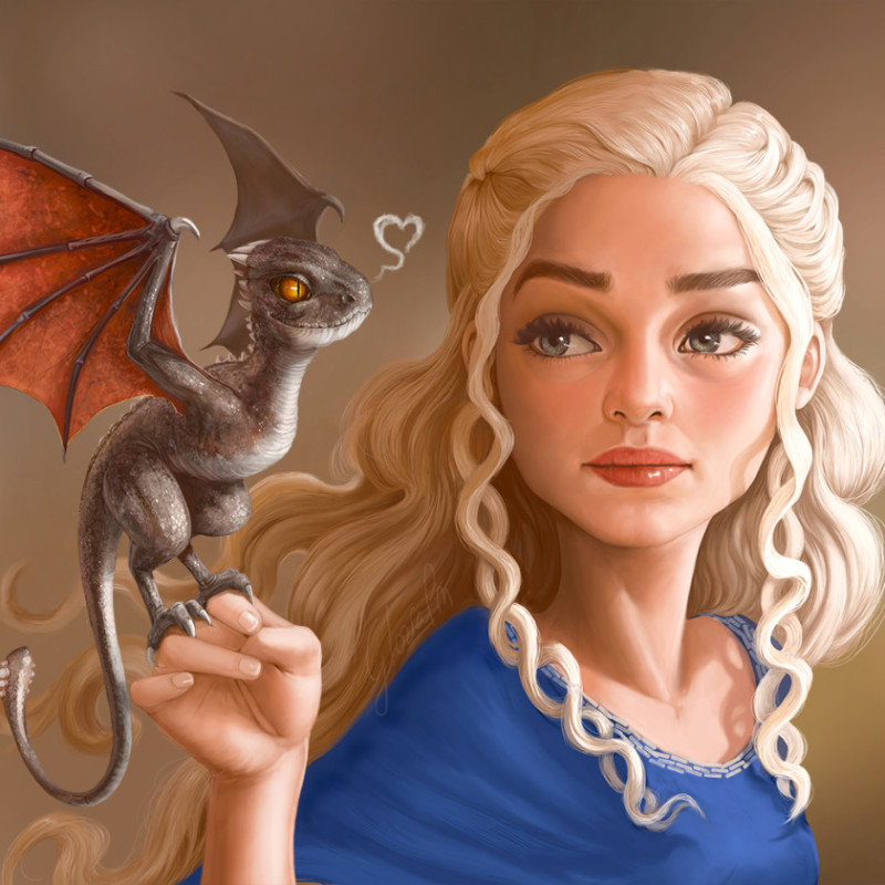 dany dragon